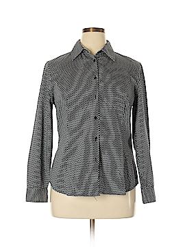 Jones New York Long Sleeve Button-Down Shirt Size XL