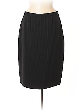 Giorgio Armani Wool Skirt Size 44 (IT)