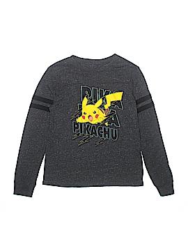 Pokemon Long Sleeve T-Shirt Size L (Youth)