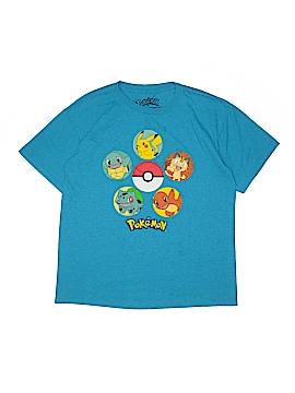 Pokemon Short Sleeve T-Shirt Size L (Kids)