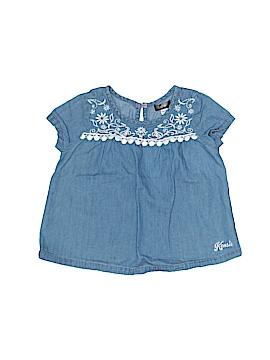KensieGirl Short Sleeve Blouse Size 12 mo