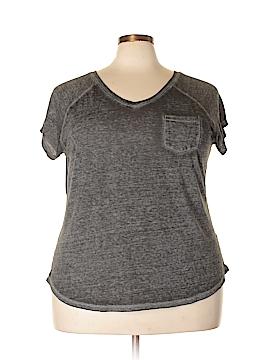 Lane Bryant Outlet Short Sleeve T-Shirt Size 22 - 24 Plus (Plus)