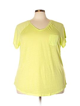 Lane Bryant Outlet Short Sleeve T-Shirt Size 28 - 26 Plus (Plus)