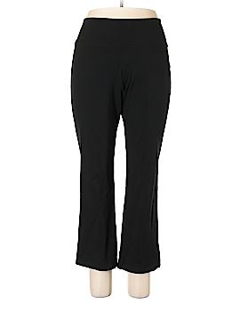 Style&Co Sport Active Pants Size 1X (Plus)