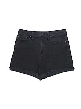Madewell Denim Shorts Size 28 (Plus)