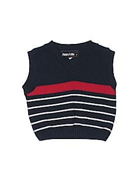 Happy Fella Sweater Vest Size 2T