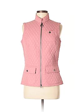 Barbour Vest Size 8