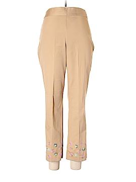 Sigrid Olsen Sport Khakis Size 12