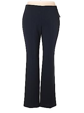 AKRIS Wool Pants Size 18 (Plus)
