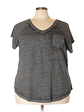 Lane Bryant Outlet Short Sleeve T-Shirt Size 22 - 24 (Plus)