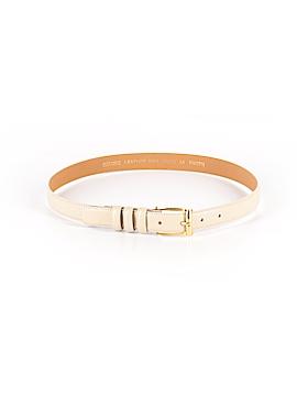 Amanda Smith Leather Belt Size M
