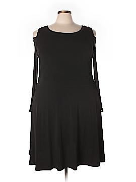 MICHAEL Michael Kors Casual Dress Size 3X (Plus)