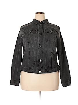 A.n.a. A New Approach Denim Jacket Size 1X (Plus)