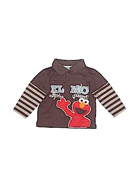 Sesame Street Long Sleeve T-Shirt Size 18 mo