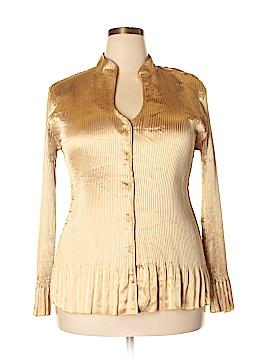 Nicola Long Sleeve Blouse Size 3X (Plus)