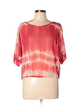 Karina Grimaldi Short Sleeve Blouse Size XS
