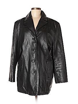Pelle Studio Leather Jacket Size XL