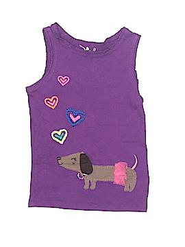 Jumping Beans Sleeveless T-Shirt Size 5