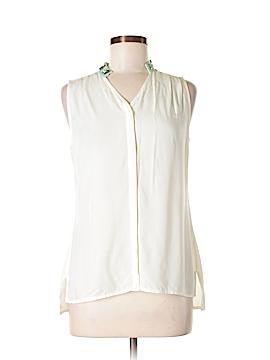 Cynthia Rowley Sleeveless Blouse Size S