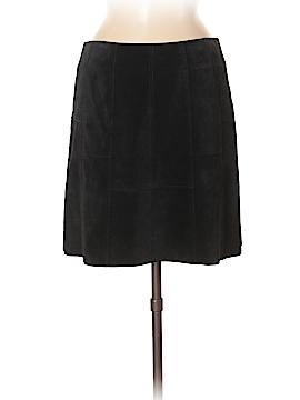 Yansi Fugel Leather Skirt Size 6