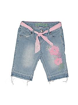Total Girl Denim Shorts Size 7