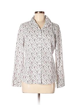 Dockers Long Sleeve Button-Down Shirt Size M