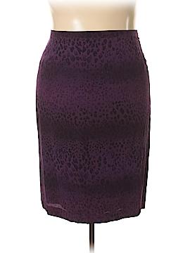 Maggy London Silk Skirt Size 20 (Plus)