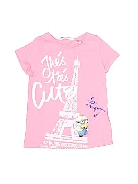 H&M Short Sleeve T-Shirt Size 4 - 5