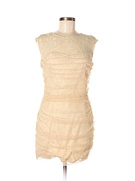 En Creme Cocktail Dress Size M