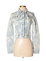 Mudd Women Denim Jacket Size M