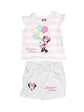 Disney Sleeveless T-Shirt Size 3-6 mo