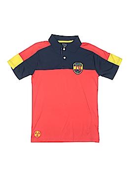 Reebok Short Sleeve Polo Size 10