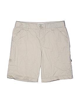 Cherokee Khaki Shorts Size 14 - 16
