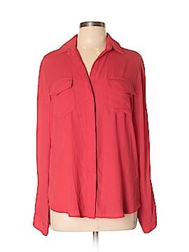 Sam Edelman Long Sleeve Blouse Size L