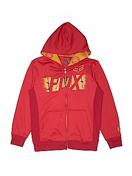 Marvel Zip Up Hoodie Size 10 - 12