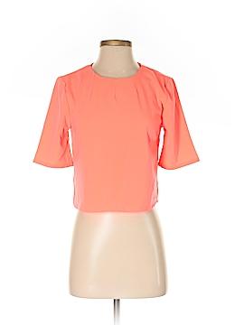 Quinn Short Sleeve Blouse Size S