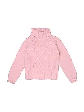 H&M L.O.G.G. Turtleneck Sweater Size 5 / 6