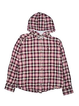 Carhartt Long Sleeve Button-Down Shirt Size 8 - 10