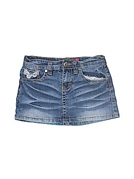 Vigoss Denim Skirt Size 7