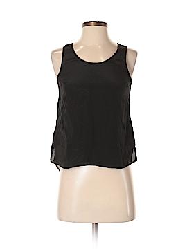 Maeve Sleeveless Silk Top Size 0 (Petite)