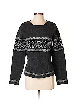 Eddie Bauer Wool Pullover Sweater Size S