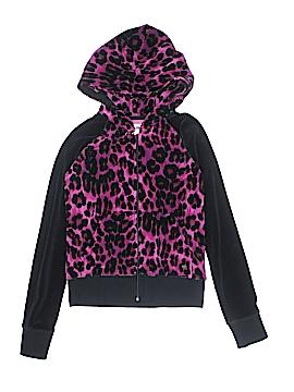 Juicy Couture Zip Up Hoodie Size L (Kids)
