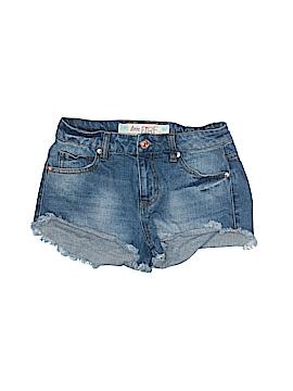 Love, Fire Denim Shorts Size 3 - 4
