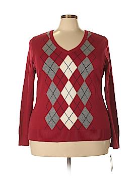 IZOD Pullover Sweater Size 2X (Plus)
