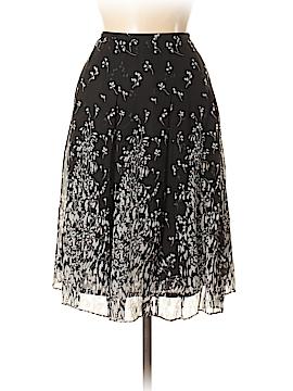 Jones New York Collection Silk Skirt Size 8 (Petite)