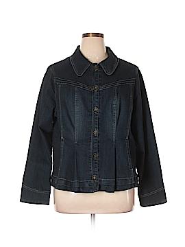 Venezia Denim Jacket Size 18 - 20 Plus (Plus)