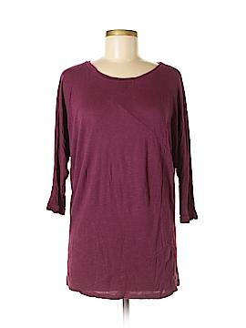 Bobi 3/4 Sleeve T-Shirt Size M