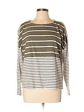Ann Taylor LOFT Outlet Long Sleeve T-Shirt Size L