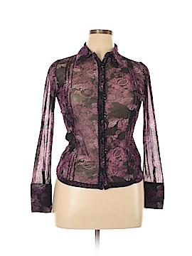 Mexx Long Sleeve Button-Down Shirt Size XL