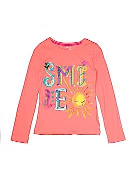 Gap Kids Outlet Long Sleeve T-Shirt Size X-Large (Kids)